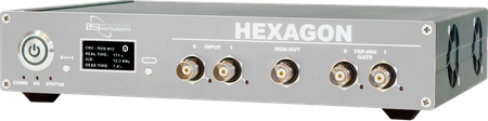 New Digital Multi Channel Analyzer HEXAGON