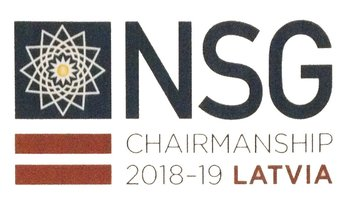 NSG Chairmanship of Latvia 2018-19
