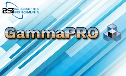Gamma analysis software GammaPRO